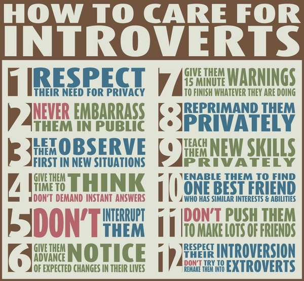 Servant Leadership (12) – The introverted